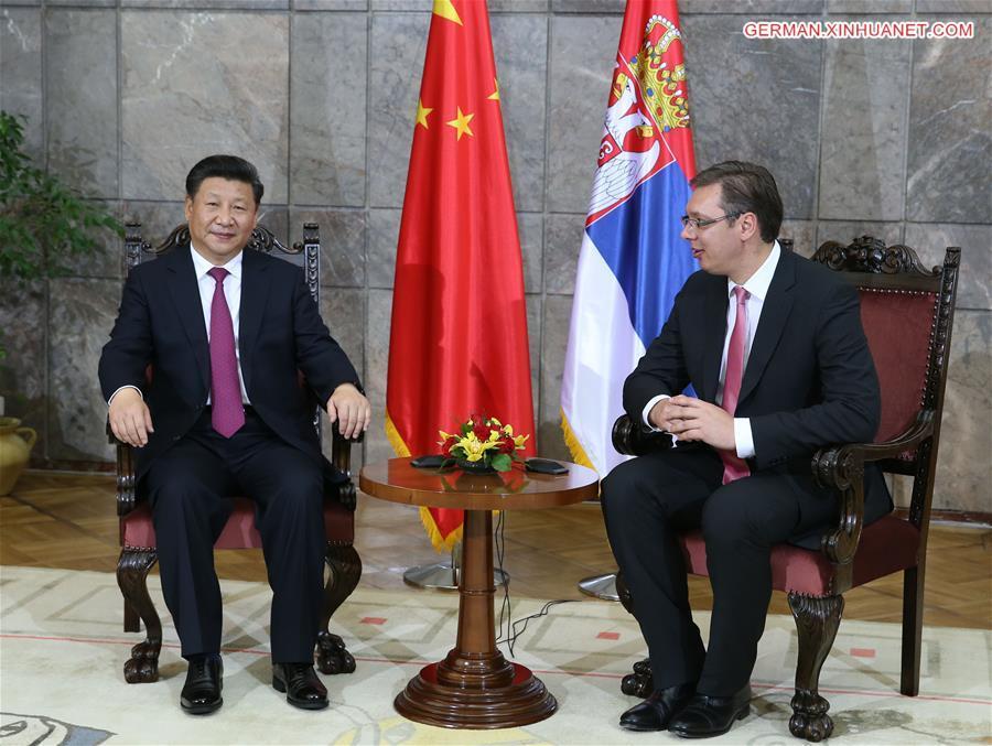 Bildergebnis für serbien china