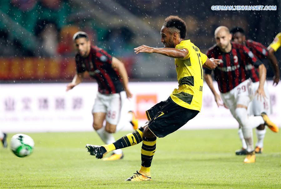 Dortmund Ac Mailand