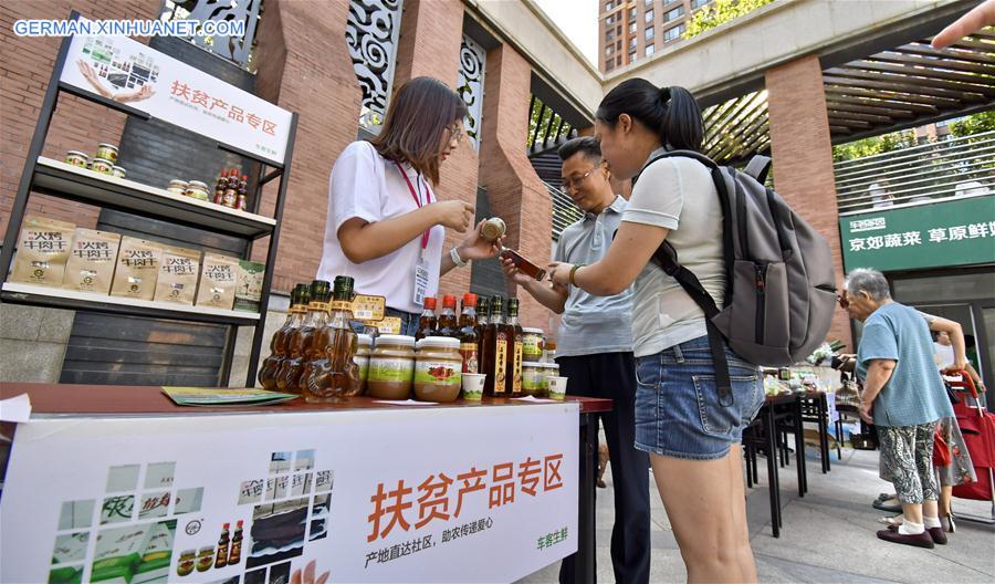 CHINA-POVERTY RELIEF-PROGRESS (CN)