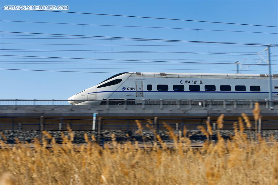CHINA-INNER MONGOLIA-HIGH-SPEED RAILWAY (CN)