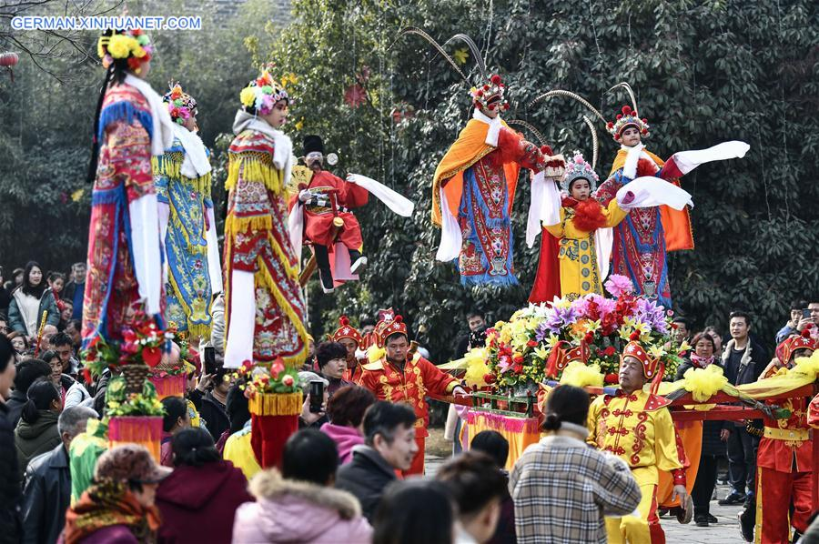 #CHINA-SPRING FESTIVAL-TEMPLE FAIR (CN)