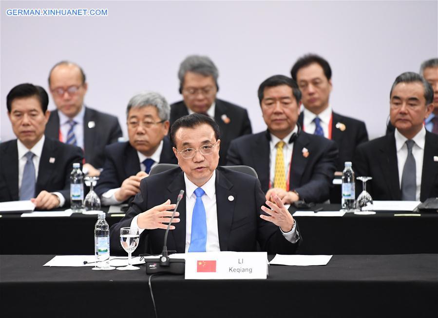CROATIA-DUBROVNIK-LI KEQIANG-CHINA-CEEC-MEETING