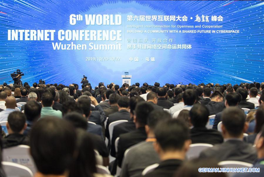 CHINA-ZHEJIANG-TONGXIANG-WORLD INTERNET CONFERENCE-OPEN (CN)