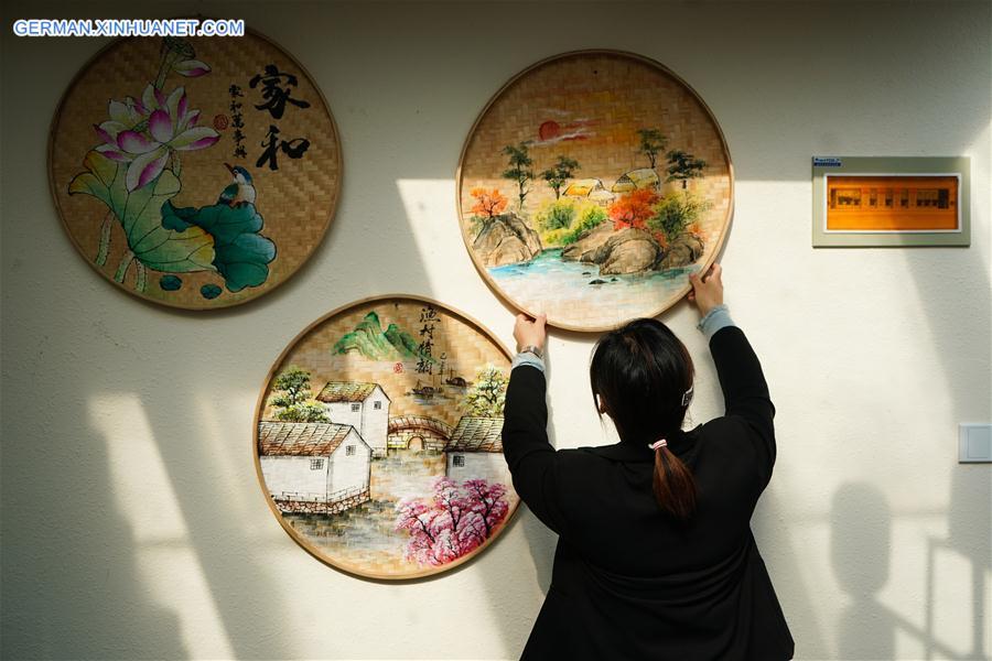 CHINA-JIANGSU-XINYI-HOMESTAY-TOURISM (CN)