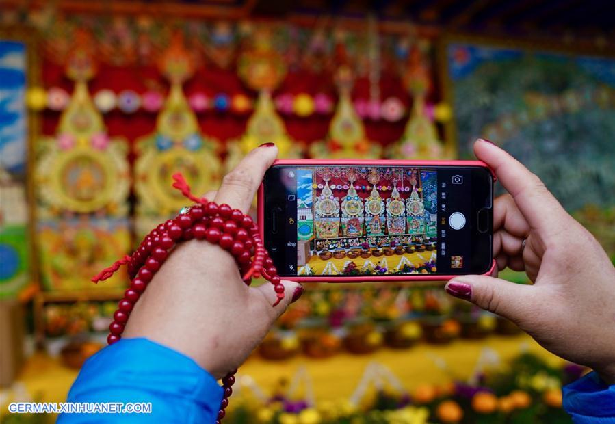 CHINA-TIBET-LHASA-SERA MONASTERY-600TH ANNIVERSARY (CN)