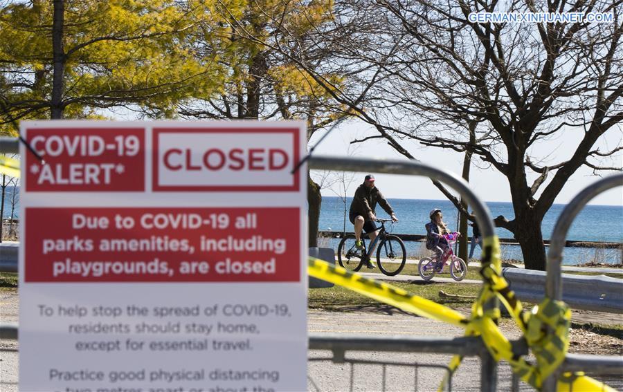 CANADA-TORONTO-COVID-19-CASES