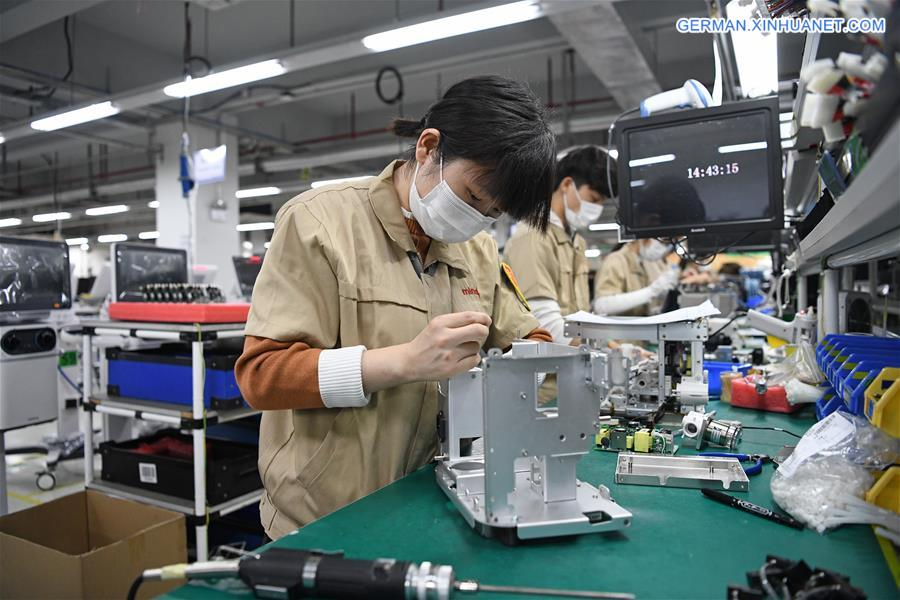 CHINA-COVID-19-VENTILATORS-PRODUCTION(CN)