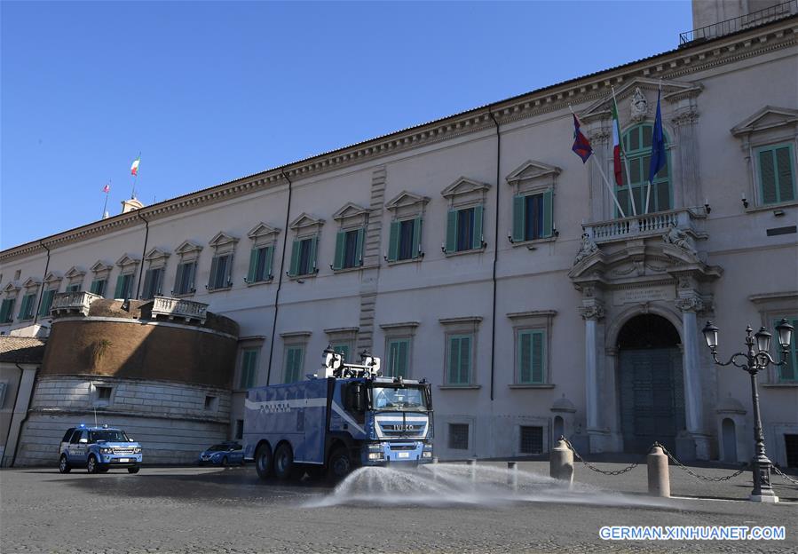 ITALY-ROME-COVID-19