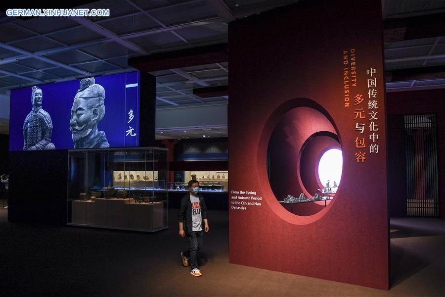 CHINA-JIANGSU-NANJING-MUSEUM-EXHIBITION (CN)