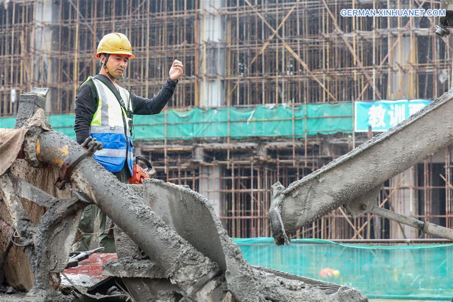 CHINA-GUIZHOU-GUIYANG-AIRPORT-CONSTRUCTION (CN)