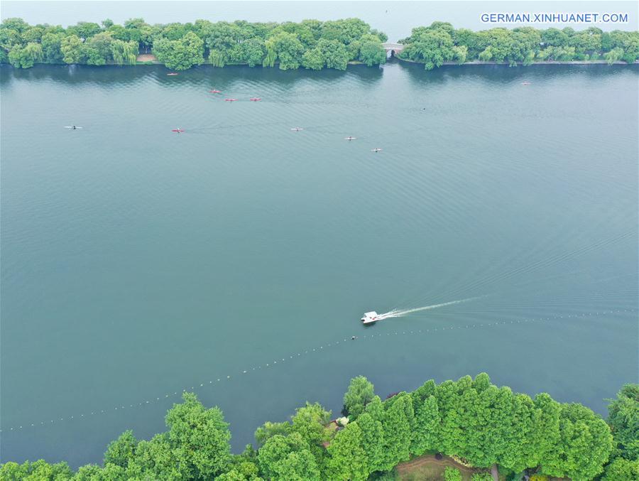 CHINA-ZHEJIANG-HANGZHOU-WEST LAKE (CN)