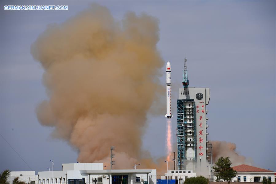 CHINA-JIUQUAN-SATELLITES-LAUNCH (CN)