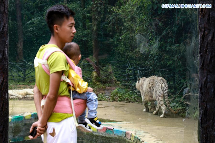 CHINA-GUIZHOU-GUIYANG-ZOO (CN)