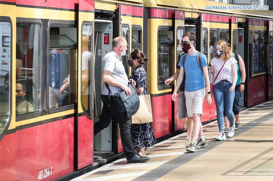 Kontaktbeschränkungen Deutschland