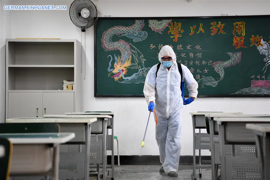 CHINA-NATIONAL COLLEGE ENTRANCE EXAM-PREPARATION (CN)
