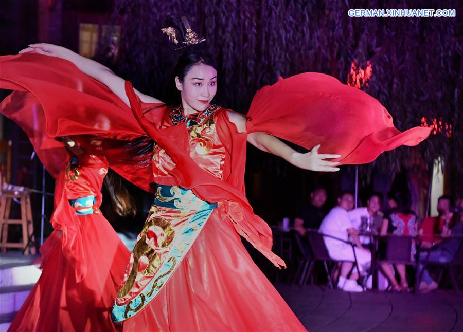 CHINA-HENAN-LUOYANG-NIGHT ECONOMY (CN)