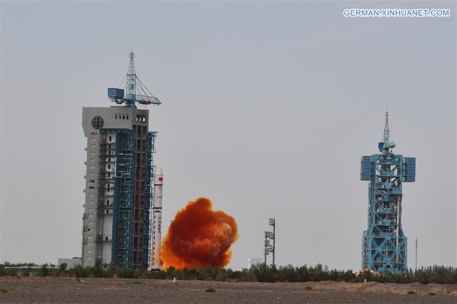 (EyesonSci)CHINA-JIUQUAN-SATELLITE-LAUNCH (CN)