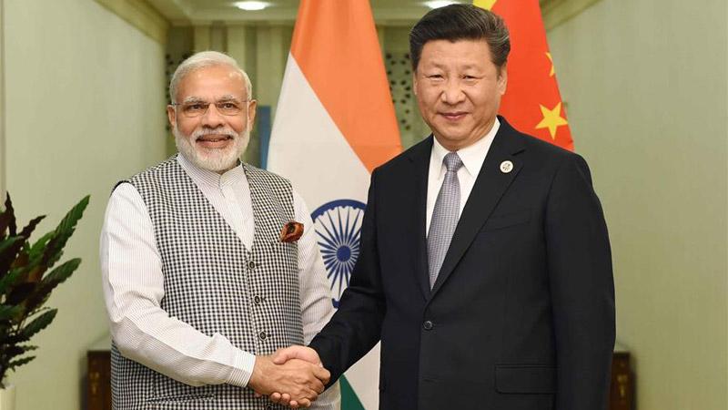 Xi Jinping trifft Modi in Usbekistan
