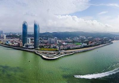 Xiamen begrüßt das bevorstehende BRICS-Gipfeltreffen 2017