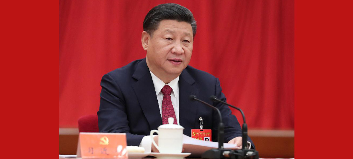 Erste Plenarsitzung des 19. Zentralkomitees der KPCh abgehalten