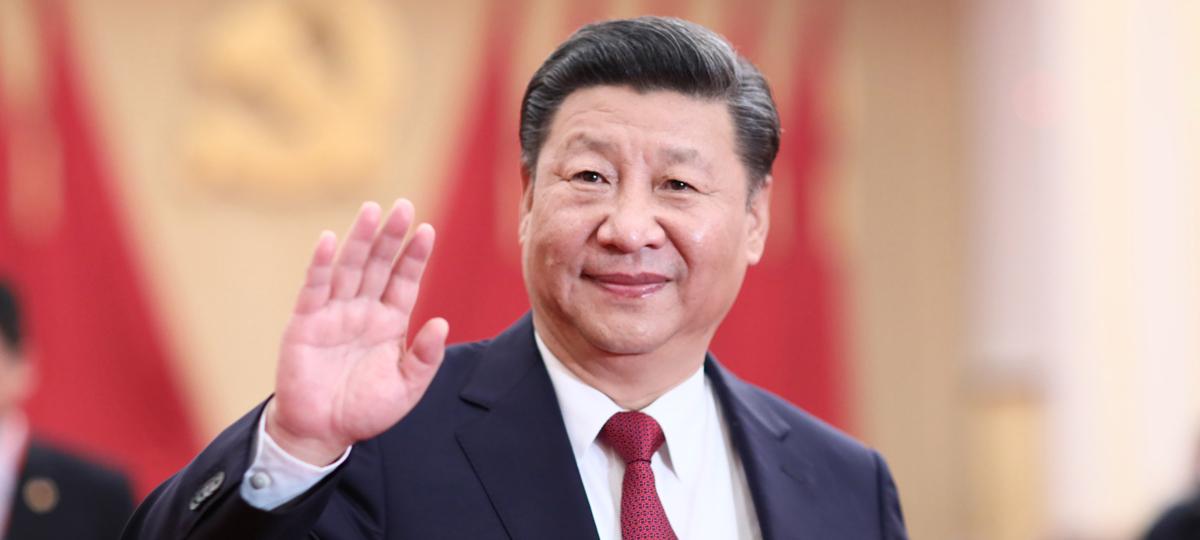 Xi trifft Delegierte des 19. Parteitags der KPCh