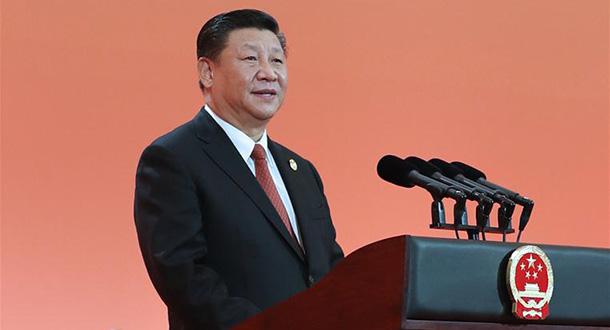 Xi hält Bankett für Gäste der CIIE ab