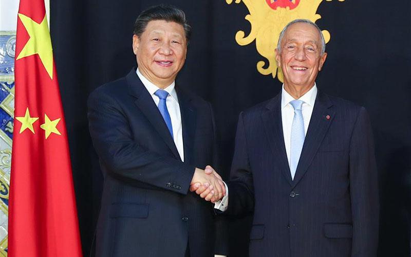 China, Portugal vereinbaren, nach mehr Kooperationsfortschritten zu streben