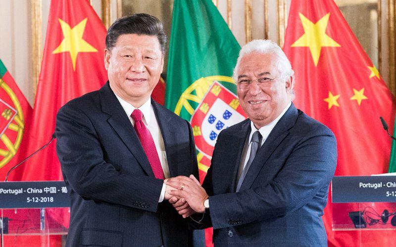 China, Portugal versprechen, gemeinsam Aufbau von Gürtel und Straße voranzutreiben