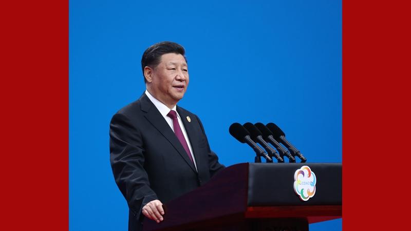 Xi nimmt an Eröffnungszeremonie der Konferenz über Dialog der Asiatischen Zivilisationen teil