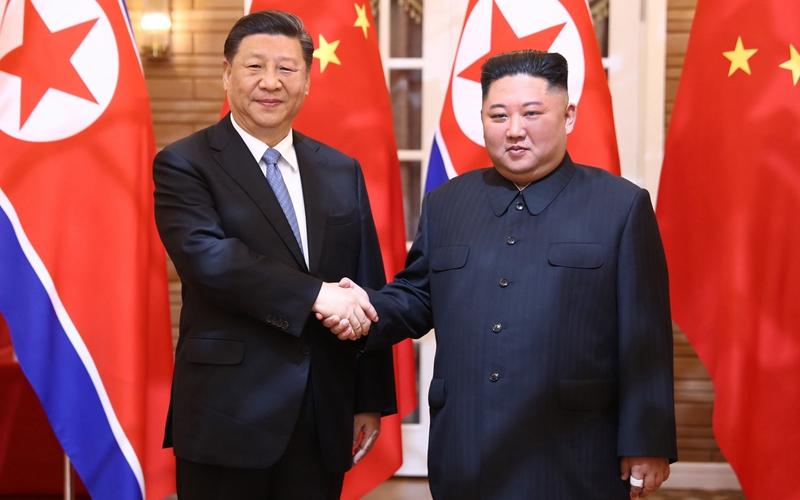 Xi sagt, dass China die politische Lösung der Frage der koreanischen Halbinsel unterstützt