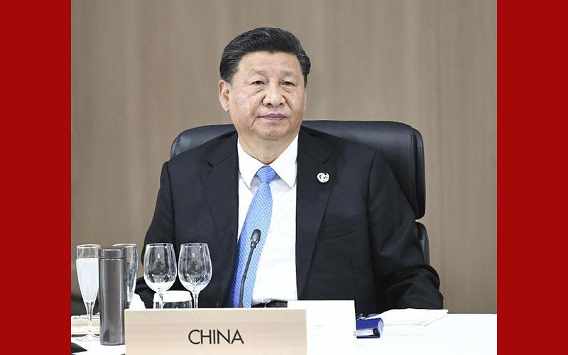 Xi fordert die G20 auf, gemeinsam eine qualitativ hochwertige Weltwirtschaft aufzubauen