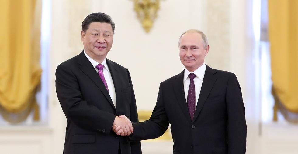China und Russland einigen sich auf Verbesserung der Beziehungen für neue Ära