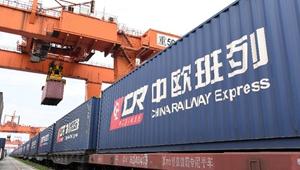 Xinhua Headlines: Schienengüterexpress bringt China-EU-Kooperation inmitten der Pandemie auf die Überholspur