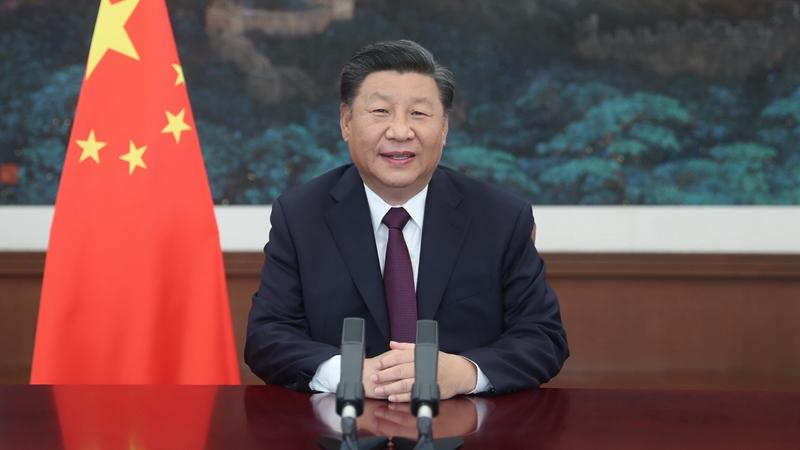 Xi hält Rede bei Chinesischer Internationaler Messe für Handel mit Dienstleistungen
