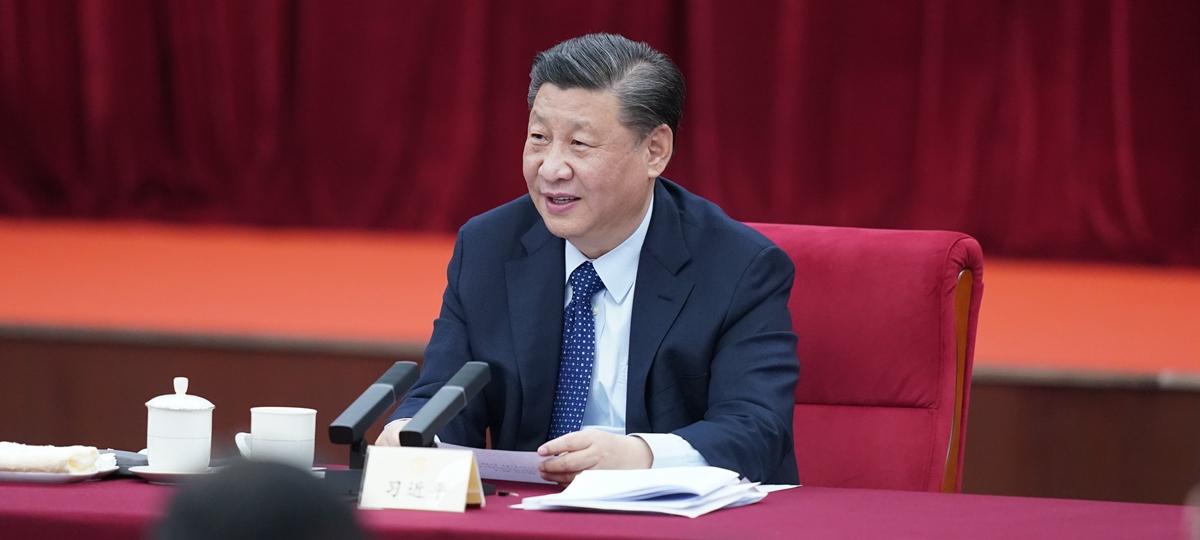 """Xi betont, der Wahrung der Gesundheit der Menschen """"strategische Priorität"""" einzuräumen"""