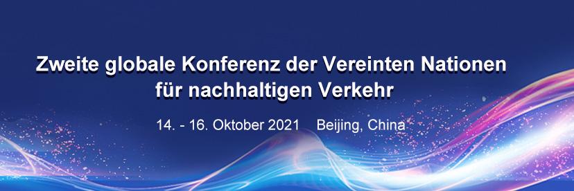 UN-Konferenz für nachhaltigen Verkehr