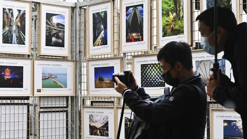 Internationales Festival für Fotografie in Nordchina eröffnet