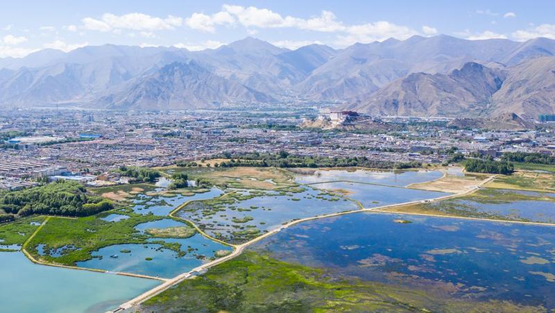 Tibet schützt Naturräume und verbessert Zustand der biologischen Vielfalt