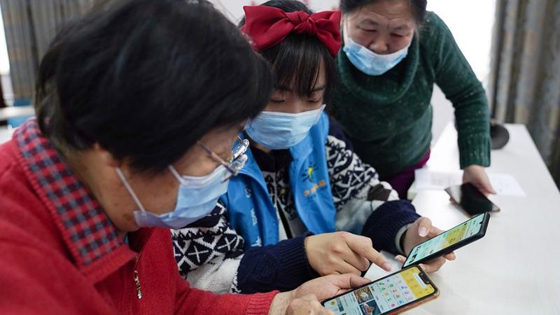 Feature: Chinesische Senioren werden immer internetaffiner