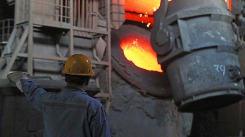Chinas Industriegewinne behalten stabiles Wachstum bei
