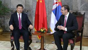 Xi trifft serbischen Premierminister zu pragmatischer Kooperation, China-MOEL-Beziehungen
