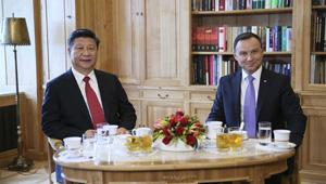 Xi Jinping führt Gespräche mit polnischem Präsidenten Andrzej Duda