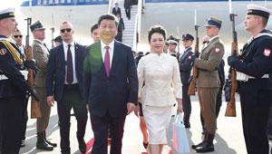 Spotlight: Xi beginnt Staatsbesuch in Polen, strebt nach Tor zu Europa für Gürtel und Straße