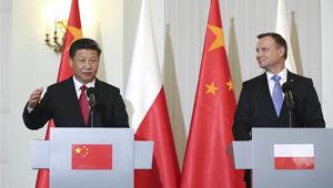 China und Polen erheben Beziehungen auf umfassend strategische Partnerschaft