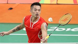 Badminton: Lin Dan gewinnt beim Auftakt in Rio