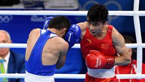 Hu Jianguan gewinnt Vorrunde des Boxens im Fliegengewicht in Rio