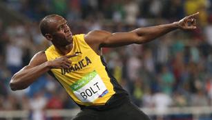 Usain Bolt gewann Goldmedaille