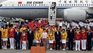 Olympia-Eliten vereinbaren Treffen mit Hongkongern