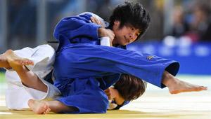 Li Liqing holt Gold im Judo der Frauen bei den Paralympsichen Spielen in Rio
