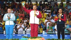 Yuan Yanping holt Gold im Judo der Frauen bei den Paralympsichen Spielen in Rio